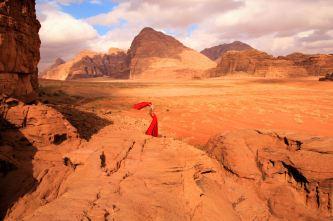 Wadi Rum - w czerwieni przez świat