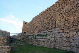 wejście do Zamku Al-Karak