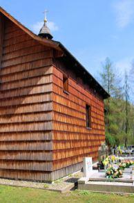 Drewniany Kościół w Szałszy