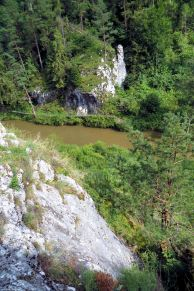 Słowacki Raj - Przełom Hornadu