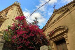 Mesyna - widoki z okolicy Fortu Gonzaga