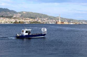 Mesyna - okolica portu promowego