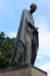 Statua di Sant'Annibale Maria di Francia