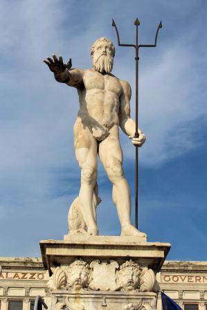 Mesyna - Fontana di Nettuno