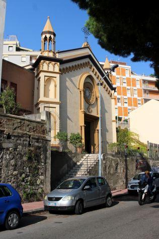 Mesyna - Santuario Madonna di Lourdes