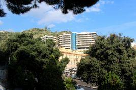 Mesyna zachodnia - okolice Museo Messina nel '900