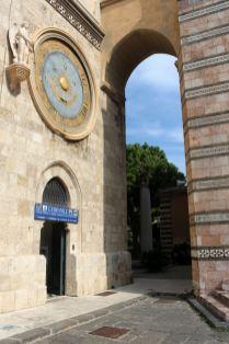 Mesyna - plac katedralny