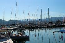 Lefkada - stolica - marina