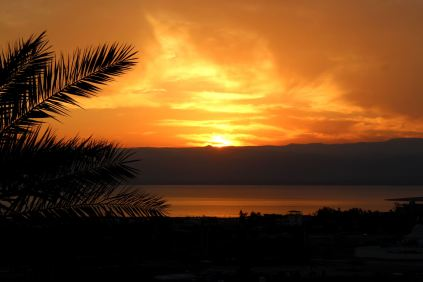 Morze Martwe - Thara Dead Sea Resort