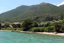 Nikiana - plaże okolicy centrum nurkowego