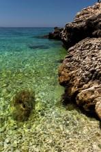 Południowe wybrzeże - plaża Spiaggia
