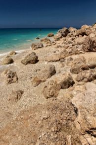 Plaże zachodnie - Avali Beach
