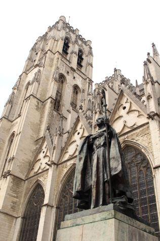 Katedra św. Michała i św. Guduli w Brukseli