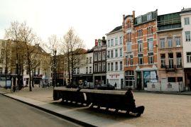 uliczki Antwerpii