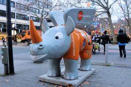 Dortmund - skrzydlate nosorożce