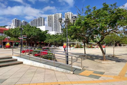 Sha Tin - centrum