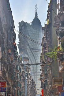 ulica Nova a Guia