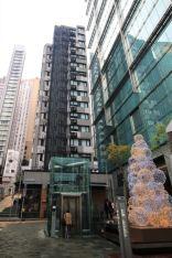 Wan Chai - zabudowa południowa