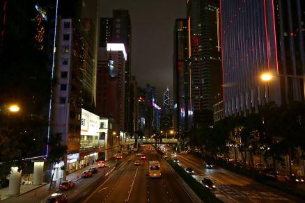 Wan Chai - Gloucester Road