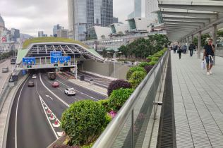 CENTRAL WAN CHAI BYPASS I TUNEL