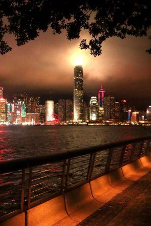 Tsim Sha Tsui - Avenue of stars