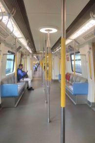 metro w Hongkongu