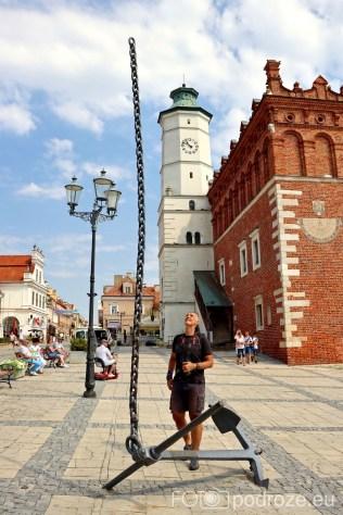 Rynek w Sandomierzu - Kotwica