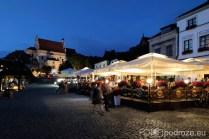 Rynek w Kazimierzu Dolnym