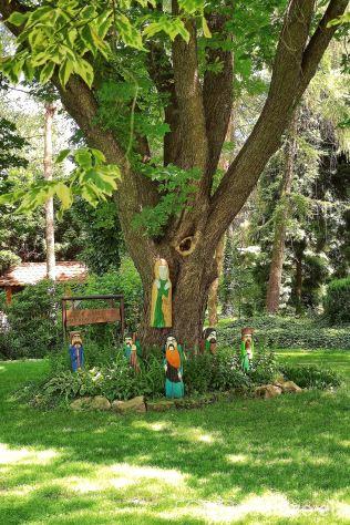 Ogród Parafialny w Bujakowie