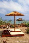 Półwysep Akamas - Plaża Afrodyty