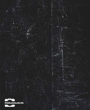 BLACK DAMAGE WALL