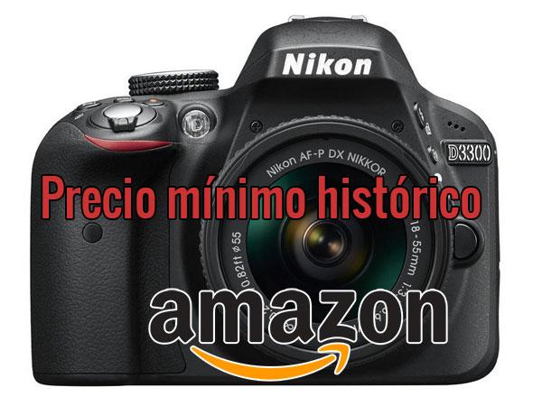 Nikon D300 precio mínimo