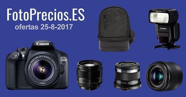 Fotoprecios ofertas 25-8-2017