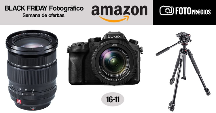 Black Friday fotográfico: 16-11.