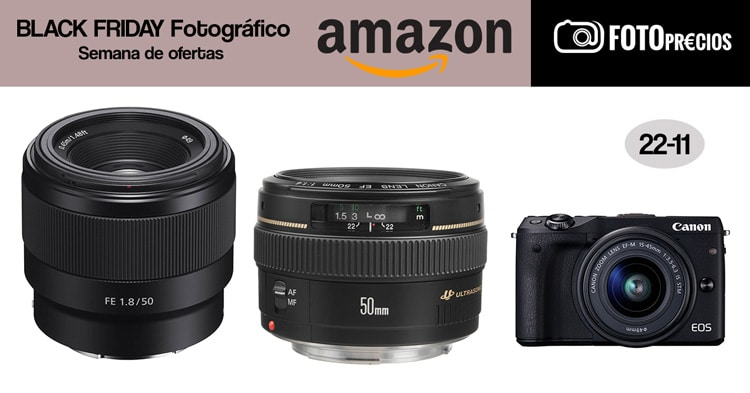 Black Friday fotográfico: 22-11.