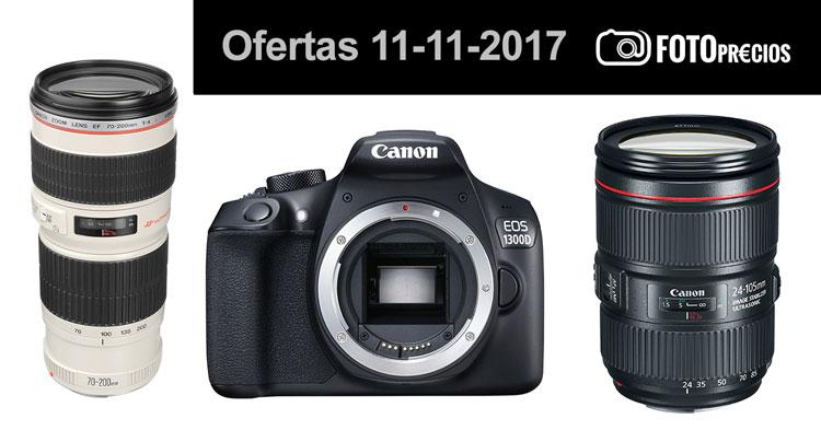 Ofertas fotográficas 11-11-2017