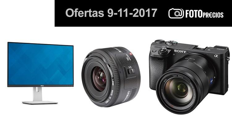 Ofertas fotográficas 9-11-2017
