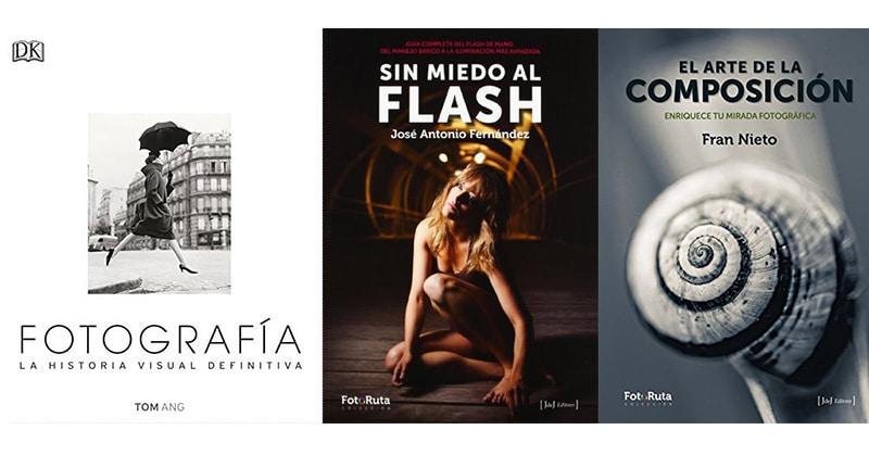 Libros de fotografía más vendidos en Amazon