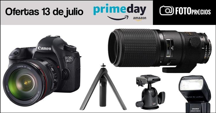 Foto-ofertas pre-prime day, 13 de julio.