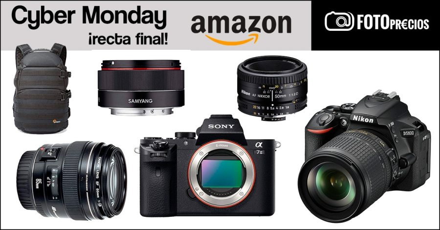 Cyber Monday fotográfico, recta final