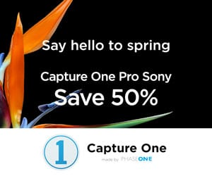 Sony Capture One 50%