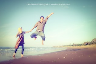 prewedding pantai slopeng madura
