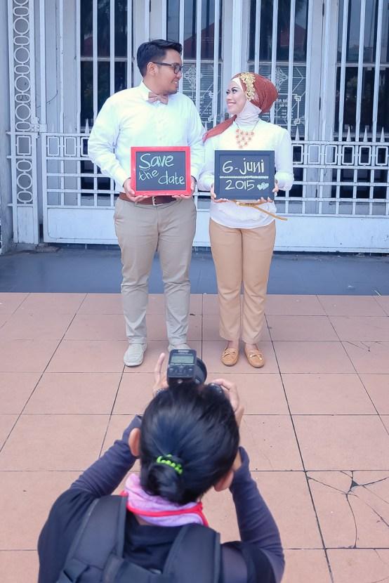 jasa fotografer surabaya prewedding dan wedding bagus
