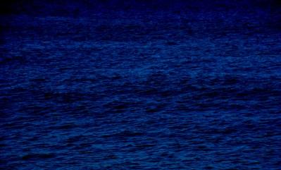 Nachtmeer / Night sea
