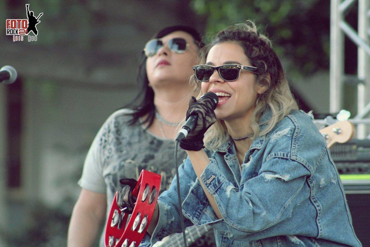 Penny Pacheco & Los Cora en el Moto Beer Fest