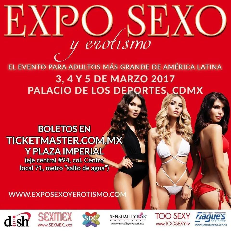 EXPO SEXO Y EROTISMO 2017