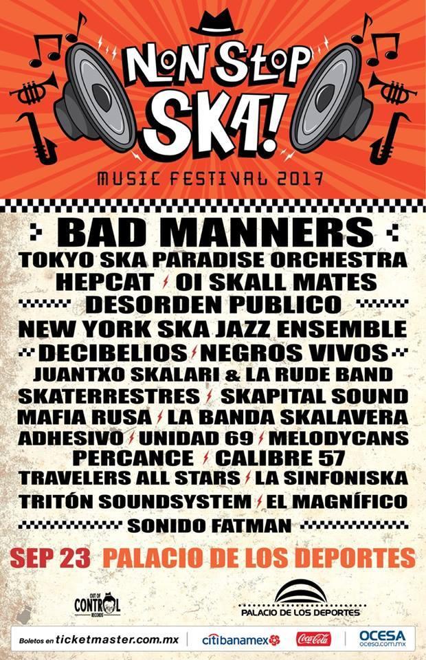 Non Stop Ska Music Festival