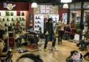 The Ultra Beaver Lounge Band y El Milagro de Andrea en Dr. Martens Roma