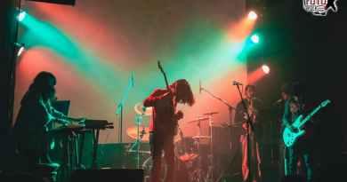 Rostro del Sol y el culto del ojo rojo en el indie rocks