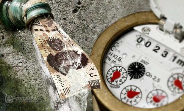 Plantea gobierno estatal cobrar agua más cara a quien más consuma